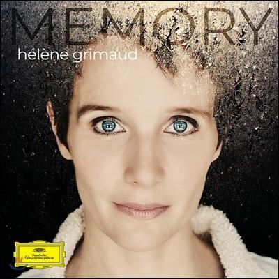 Helene Grimaud 메모리 - 쇼팽, 드뷔시, 사티, 실베스트로프 피아노 작품 (Memory) 엘렌 그리모 [LP]
