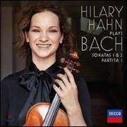 Hilary Hahn 바흐: 무반주 바이올린 소나타 1&2번 / 파르티타 1번 (Bach: Sonatas 1&2 / Partita 1)