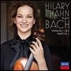 Hilary Hahn 바흐: 무반주 바이올린 소나타 1-2번, 파르티타 1번 - 힐러리 한 (Bach: Sonatas &Partita 1)