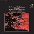 Rene Leibowitz 무소르그스키: 민둥산의 밤, 전람회의 그림 (Power of the Orchestra) [200g LP]