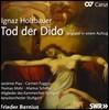 Frieder Bernius 홀츠바우어: 오페라 '디도의 죽음' (Holzbauer: Tod der Dido) 프리더 베르니우스
