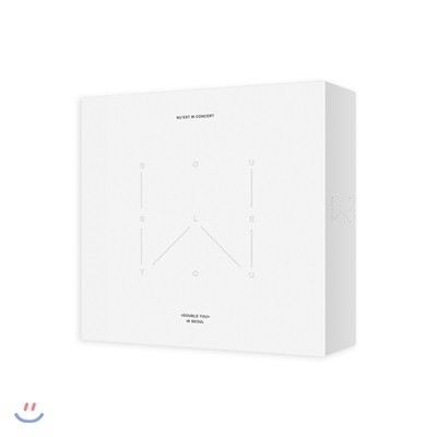 뉴이스트 W (NU`EST W) - NU'EST W Concert 'Double You' In Seoul DVD