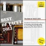 타쳇 베스트 2013 (The Best of TACET) [LP]