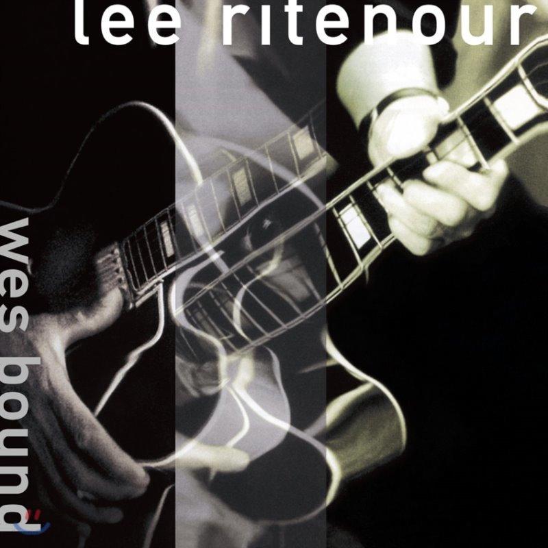 Lee Ritenour - Wes Bound 리 릿나워의 웨스 몽고메리 헌정 앨범 [LP]