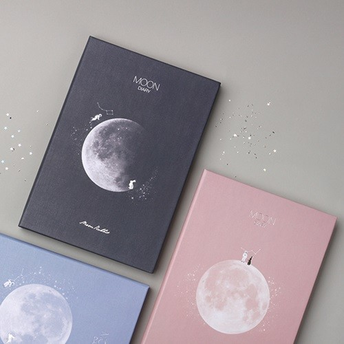 [스티커 GIFT]2019 Moon diary Special edition