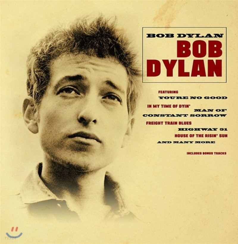 Bob Dylan (밥 딜런) - Bob Dylan [LP]