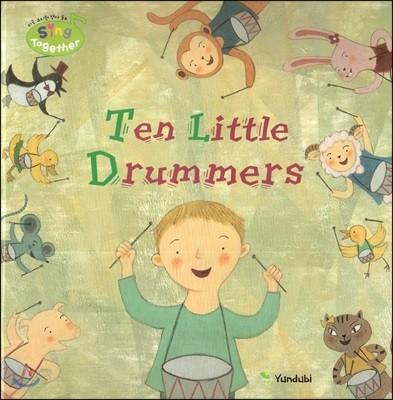 영어동요 Sing Together 52 Ten Little Drummers