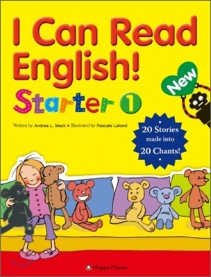 new I Can Read English Starter 1