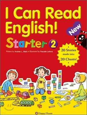 new I Can Read English Starter 2