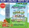 프리스쿨 프랩 - 매쓰 팩트 10종 세트 (Meet The Math Facts 10 DVD Set)