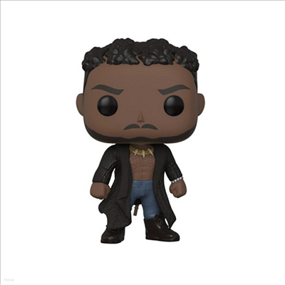 Funko - (펀코)Funko Pop! Marvel: Black Panther - Erik Killmonger W/Scar (마블)(블랙팬서)(에릭 킬몽거)