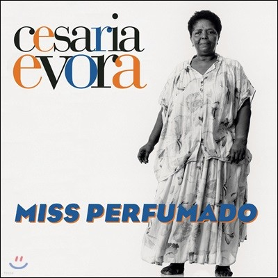 Cesaria Evora (세자리아 에보라) - Miss Perfumado [2 LP]