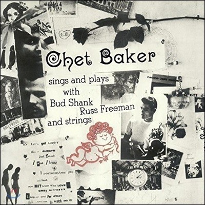 Chet Baker (쳇 베이커) - Sings and Plays [LP]