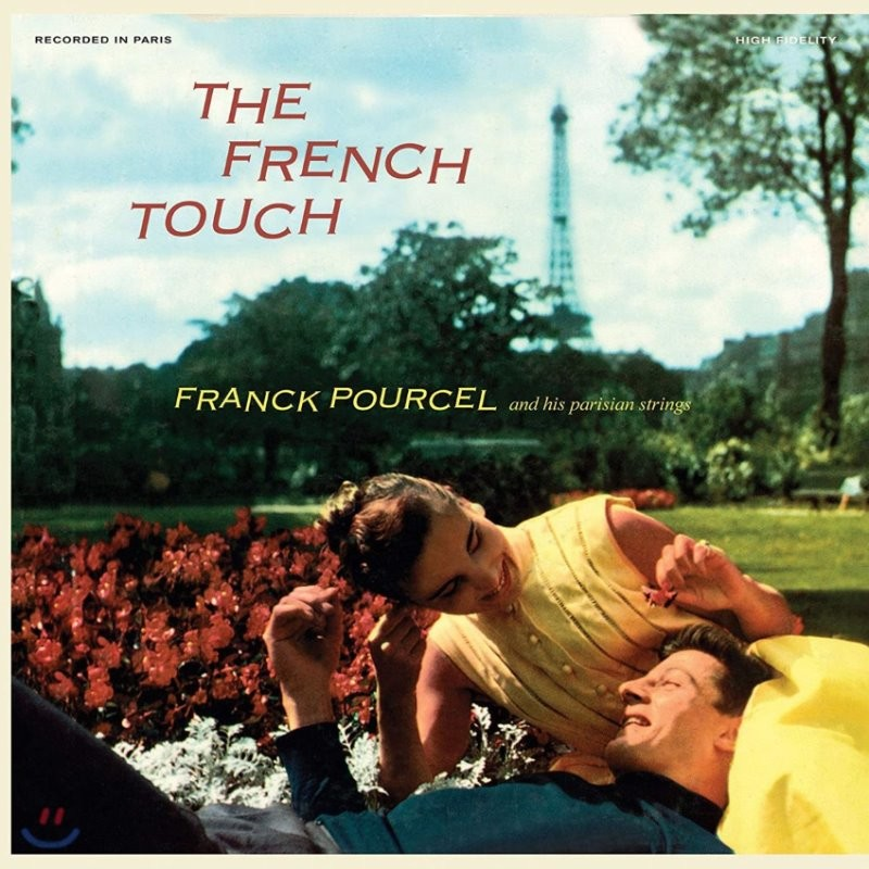 Franck Pourcel (프랑크 푸르셀) - The French Touch [LP]
