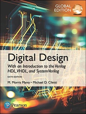 Digital Design, 6/E, Global Edition