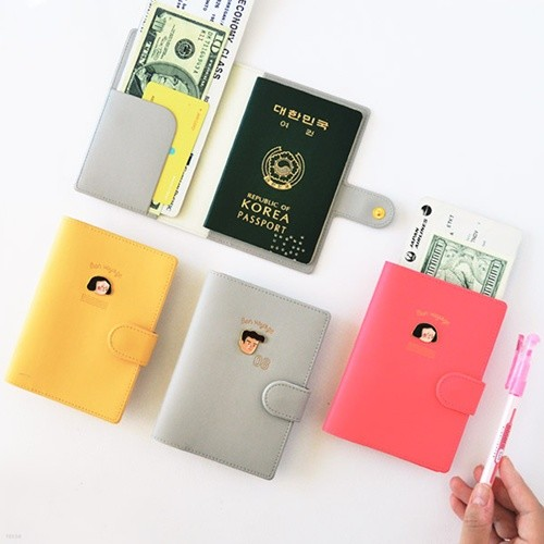 두둠 여권 케이스ver.2