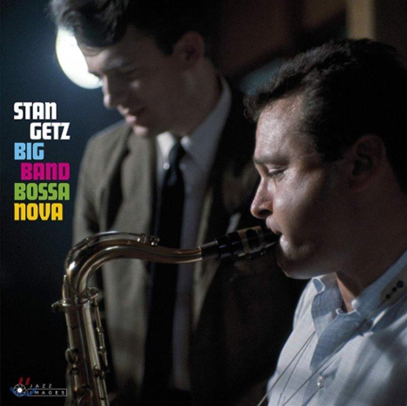 Stan Getz (스탄 게츠) - Big Band Bossa Nova [LP]