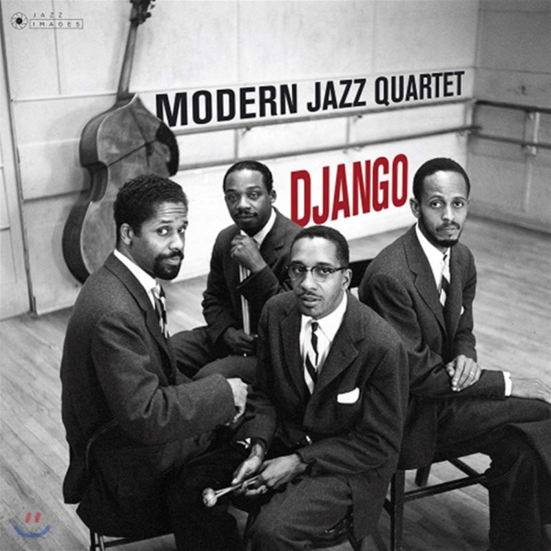 Modern Jazz Quartet (모던 재즈 쿼텟) - Django [LP]