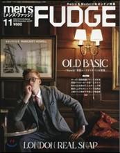 men's FUDGE(メンズファッジ) 2018年11月號