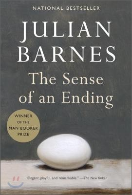 The Sense of an Ending 영화 `예감은 틀리지 않는다` 원작소설