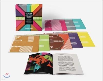 R.E.M. - R.E.M. At The BBC 미공개 녹음 [8CD+DVD 박스 세트]