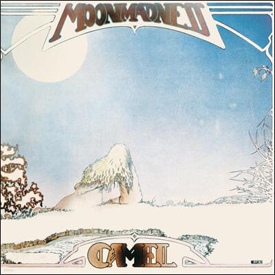 Camel - Moonmadness 카멜 정규 4집 [2018 투어 기념 스페셜 에디션 / 실버 컬러 LP]