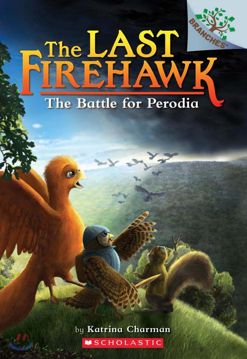 The Last Firehawk #06 : The Battle for Perodia