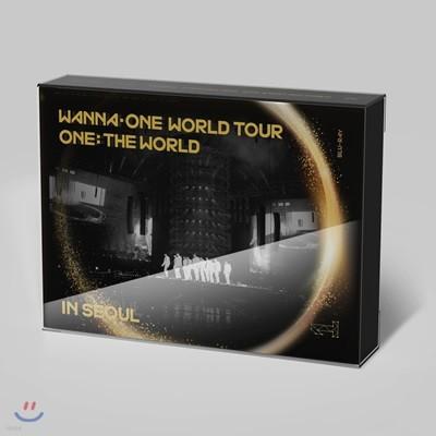 워너원 (Wanna One) - 워너원 월드투어 원: 더 월드 인 서울 Wanna One World Tour One: The World In Seoul Blu-ray