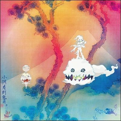 Kids See Ghosts (Kanye West & Kid Cudi) (키즈 시 고스트) - Kids See Ghosts [LP]