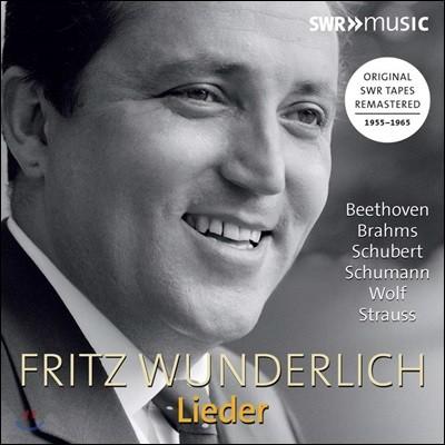 Fritz Wunderlich 프리츠 분덜리히 7집 - 독일 가곡집 (Lieder 1955-1965)