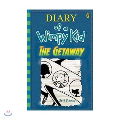 Diary of a Wimpy Kid #12 : The Getaway