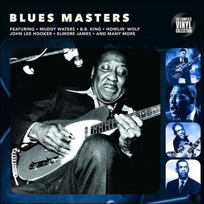 블루스 명곡 모음집 (Blues Masters) [LP]