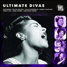 여성 보컬 명곡 모음집 (Ultimate Divas) [LP]