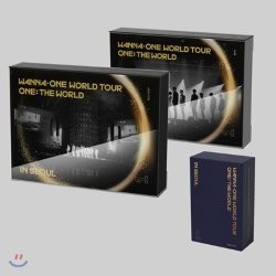 워너원 (Wanna One) - 워너원 월드투어 원: 더 월드 인 서울 Wanna One World Tour One: The World In Seoul [DVD+BLU-RAY+KIHNO VIDEO]