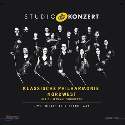 Klassische Philharmonie Nordwest - Studio Konzert [LP]