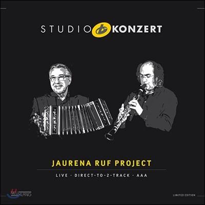 Jaurena Ruf Project - Studio Konzert [Limited Edition LP]