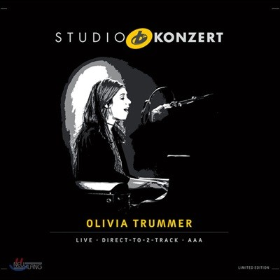 Olivia Trummer - Studio Konzert [Limited Edition LP]