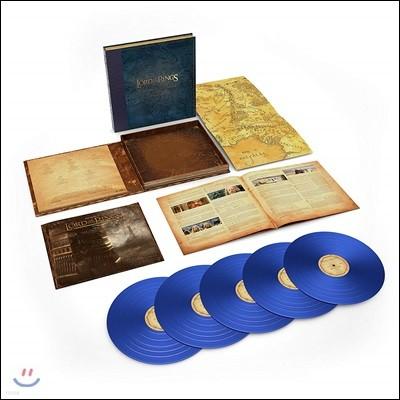 반지의 제왕: 두 개의 탑 영화음악 (Lord of The Rings: The Two Towers Complete Recordings) [블루 컬러 5LP]