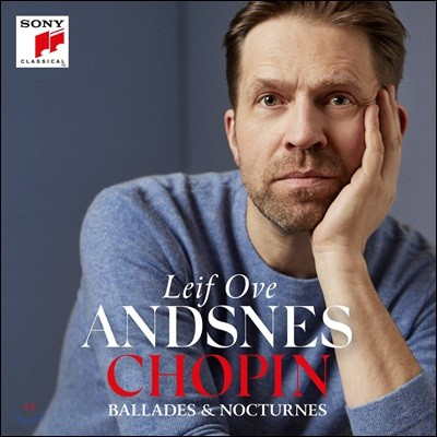 Leif Ove Andsnes 레이프 오베 안스네스 쇼팽 연주집 - 발라드, 녹턴 (Chopin: Ballades, Nocturnes)