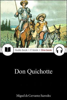 돈키호테 I, II (Don Quichotte) 프랑스어, 오디오북 + 이북이 하나로 076 ◆ 부록 첨부