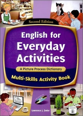 English for Everyday Activities : Multi-Skills Activity Book