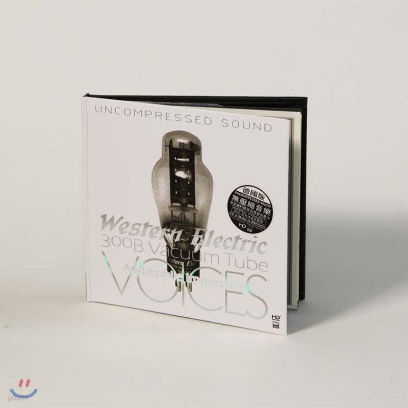 보컬곡 모음집 (300B Vacuum Tube - Audiophile lmpressive Voices)