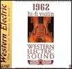 Sidney Harth 바이올린 연주 모음집 (Western Electric Violin)