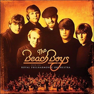 The Beach Boys (비치 보이스) - With The Royal Philharmonic Orchestra [2LP]