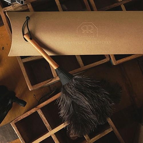 레데커 더스터 타조털 35cm 먼지떨이 (선물 패키지 포함)
