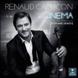 Renaud Capucon 르노 카퓌송 - 바이올린으로 연주한 영화음악 (Cinema)