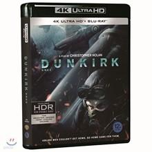 덩케르크 (3Disc 4K UHD) : 블루레이