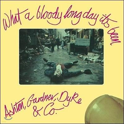 Ashton, Gardner & Dyke (애쉬튼, 가드너 앤 다이크) - What A Bloody Long Day It`S Been
