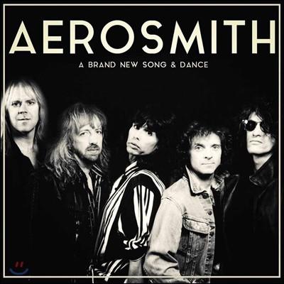Aerosmith (에어로스미스) - A Brand New Song And Dance [2 LP]