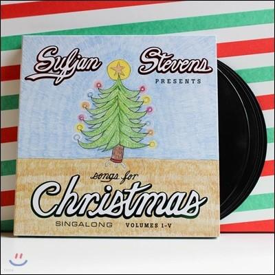Sufjan Stevens (수프얀 스티븐스) - Songs For Christmas [5LP]